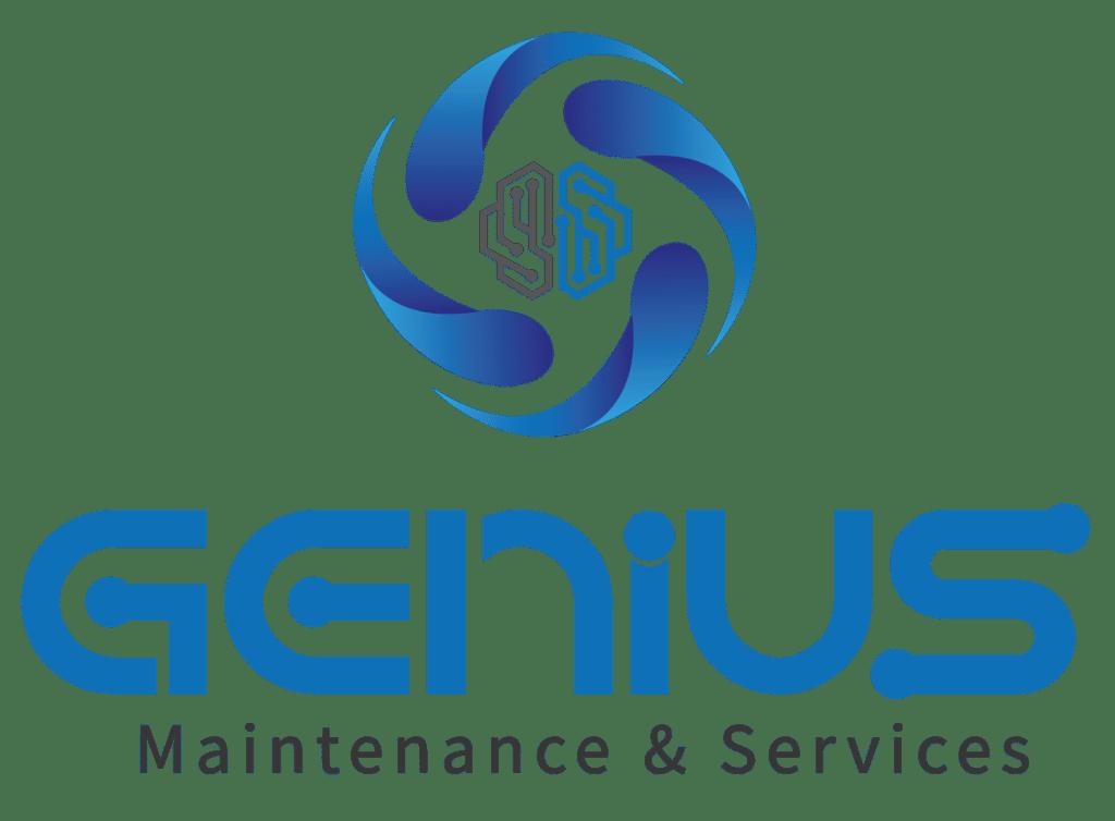Logo Genius maintenance