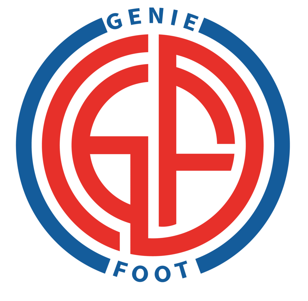 Logo genie foot